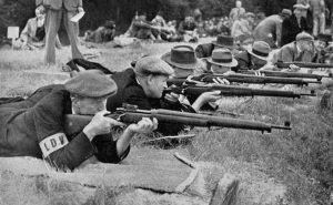 Rifle Practice with the Lee-Enfield