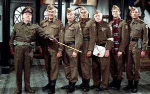 """Dads Army"", BBC TV - 31 July 1968 – 13 November"