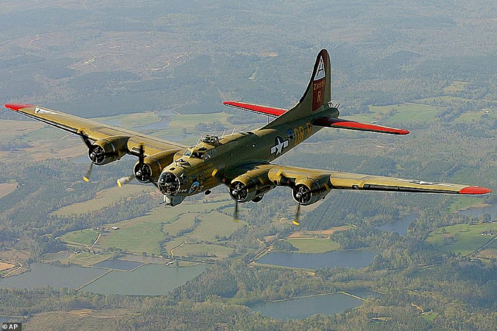 """B17G """"Flying Fortress"""""""